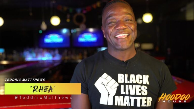 "An Interview With Teddric Matthews, ""Rhea"" on Grits!"